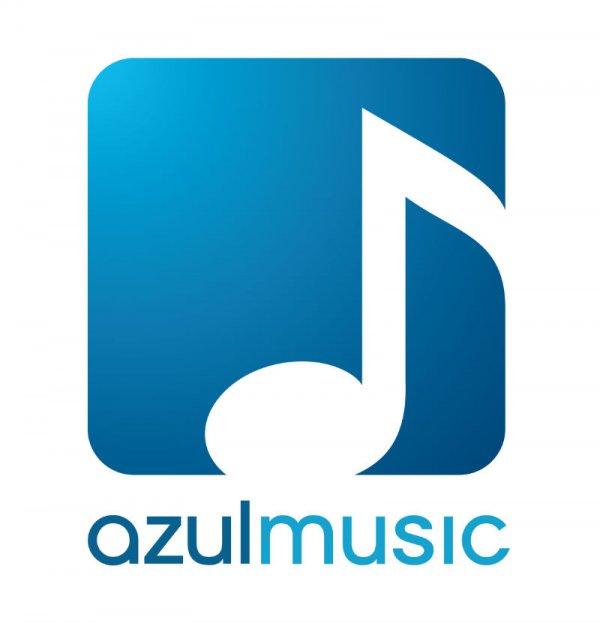 Brand azul music