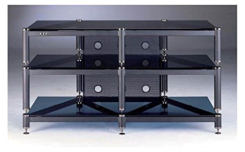 0100016223803 - BLG SERIES TV STAND IN BLACK