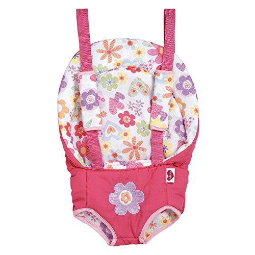 0010475630237 - ADORA DUAL PURPOSE BABY CARRIER SNUGGLE FITS DOLLS UP TO 20