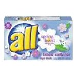 0011111680593 - DRYER SHEETS 120 SHEETS
