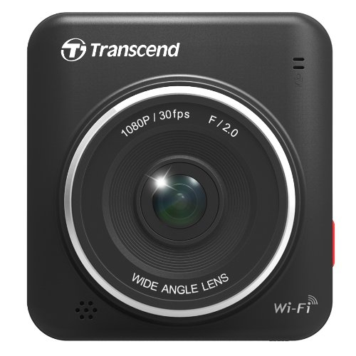 0012303385692 - TRANSCEND 16GB DRIVEPRO 200 CAR VIDEO RECORDER WITH ADHESIVE MOUNT (TS16GDP200)