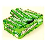 0012546045100 - GUM SPEARMINT 1 CASE 84 PIECE