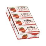 0012546074438 - TRIDENT LAYERS GUM WILD STRAWBERRY + TANGY CITRUS 14-PIECE PACKS