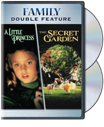 0012569802445 - A LITTLE PRINCESS / THE SECRET GARDEN