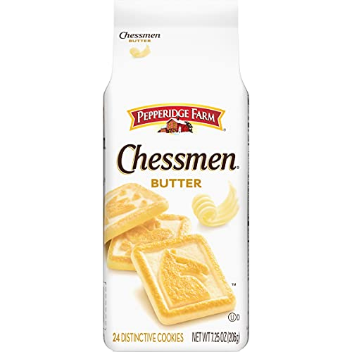 0014100079521 - DISTINCTIVE COOKIES CHESSMEN