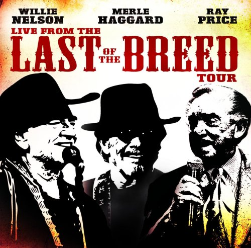 0014381492620 - LIVE FROM THE LAST OF THE BREED TOUR