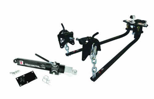 0014717480697 - EAZ-LIFT 48069 ELITE WEIGHT DISTRIBUTING HITCH KIT - 1,200 LB. CAPACITY