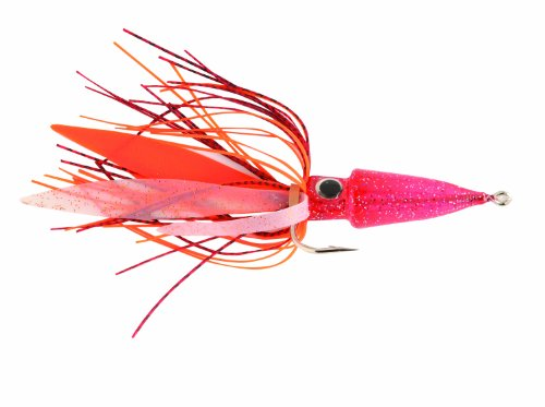 0015789025526 - P-LINE 5/0 CONEHEAD RIG (36-INCH/5-INCH, 50-POUND, RED/WHITE)