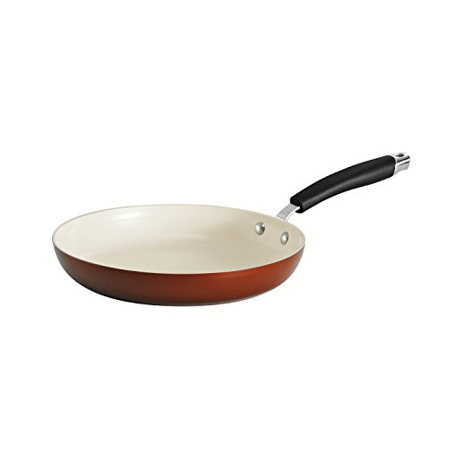 0016017080867 - TRAMONTINA 80110/043DS STYLE CERAMICA 01 FRY PAN, 10-INCH, METALLIC COPPER