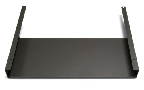 0017342560031 - CALICO DESIGNS OFFICE LINE KEYBOARD SHELF IN PEWTER 56003