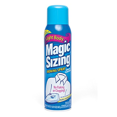 0017500005039 - MAGIC SIZING SPRAY LIGHT BODY 20 OZ CANS (PACK OF 2)