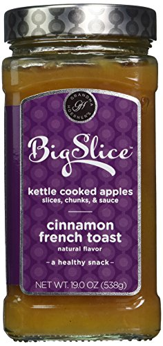 0018522884176 - BIG SLICE PURE KETTLE COOKED APPLES, CINNAMON FRENCH TOAST, 19 OUNCE