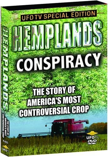 0185483905902 - HEMPLANDS CONSPIRACY - THE STORY OF AMERICA'S MOST CONTROVERSAL CROP