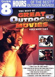 0018713833242 - THE BEST OF GREAT OUTDOOR MOVIES, VOL. 1 & 2