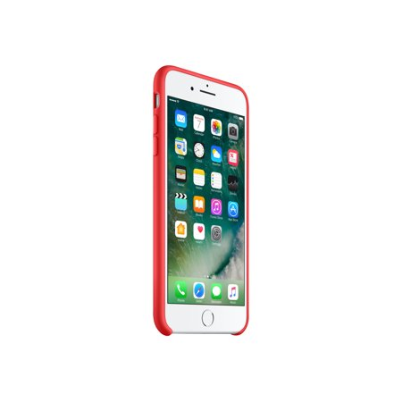 0190198000682 - APPLE SILICONE CASE FOR IPHONE 7 PLUS - RED