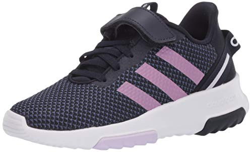 0191984318134 - ADIDAS BABY RACER TR 2.0 RUNNING SHOE, INK/COPPER/PINK TINT, 9.5K