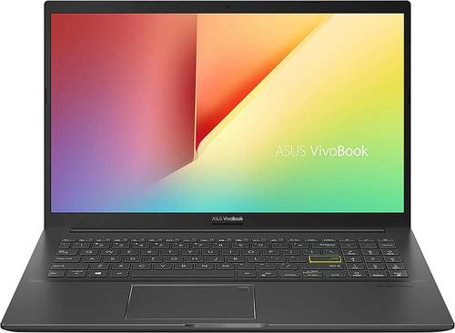 "0192876720066 - ASUS VIVOBOOK 15 S513 THIN AND LIGHT LAPTOP, 15.6"" FHD DISPLAY, AMD RYZEN 5 4500U PROCESSOR, 8GB DDR4 RAM, 512GB PCIE SSD, FINGERPRINT READER, WINDOWS 10 HOME, INDIE BLACK, S513IA-DB51"