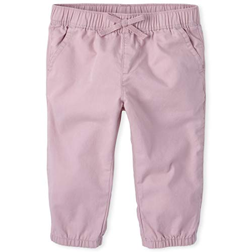 0194936107336 - THE CHILDRENS PLACE GIRLS BABY AND TODDLER PULL ON BEACH PANTS, COSMIC RAYS, 4T