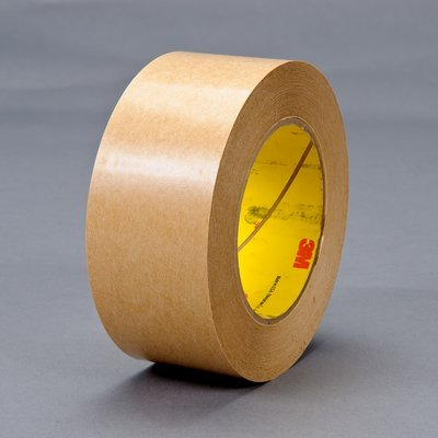 0021200043000 - 3M ADHESIVE TRANSFER TAPE 465 CLEAR, 2-1/2 IN X 60 YD 2.0 MIL