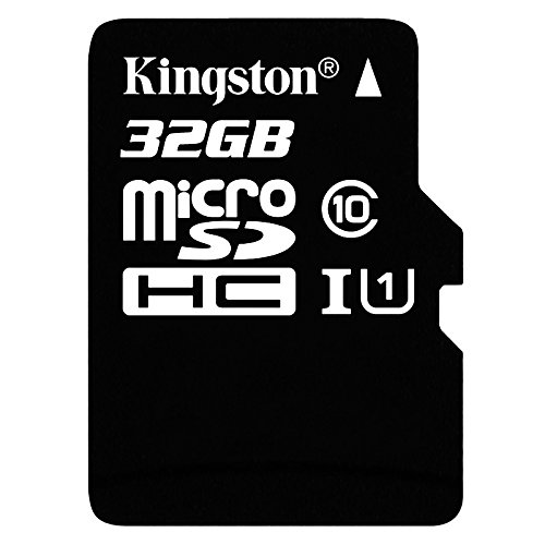 2273724097009 - KINGSTON DIGITAL 32GB MICROSDHC CLASS 10 UHS-I 45MB/S READ CARD WITH SD ADAPTER (SDC10G2/32GB)