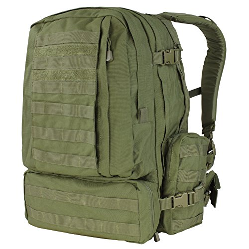 0022886125011 - CONDOR 3 DAY ASSAULT PACK (OLIVE DRAB, 3038-CUBIC INCH)
