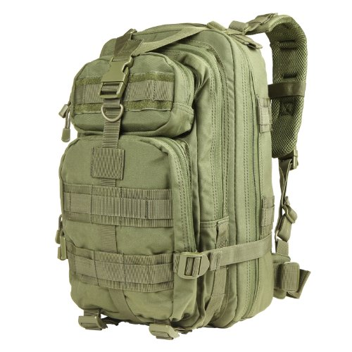 0022886126018 - CONDOR COMPACT ASSAULT PACK (OLIVE DRAB, 1362-CUBIC INCH)