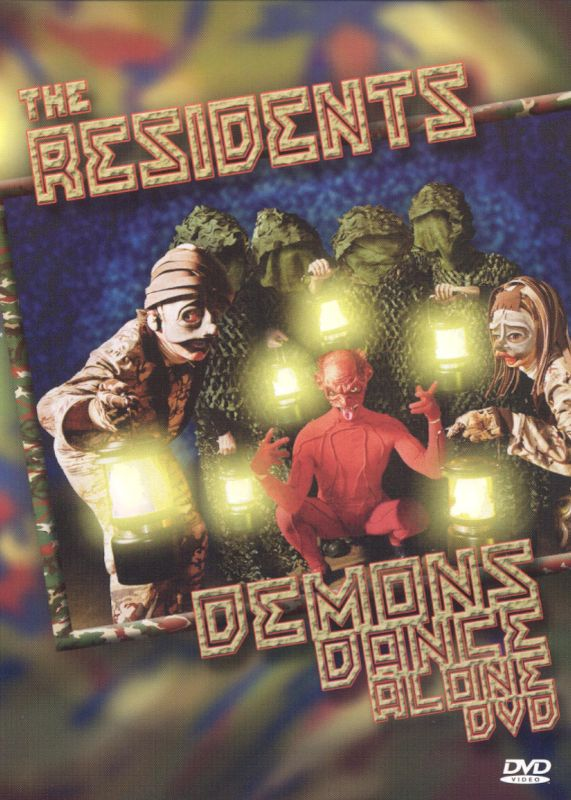 0022891439196 - THE RESIDENTS: DEMONS DANCE ALONE