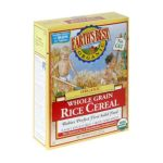0023923900011 - WHOLE GRAIN RICE CEREAL