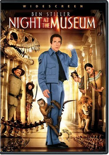0024543417170 - NIGHT AT THE MUSEUM (DVD)