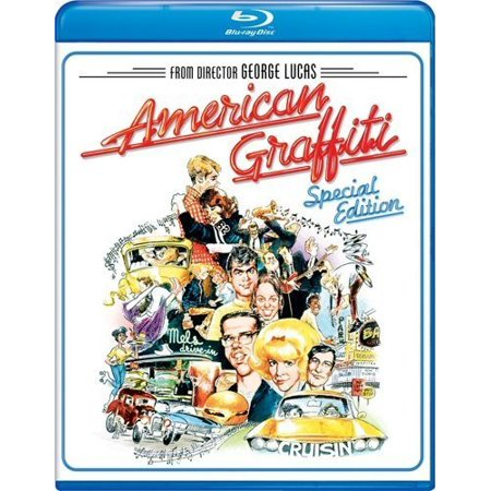 0025192073700 - AMERICAN GRAFFITI (SPECIAL EDITION) (BLU-RAY DISC)