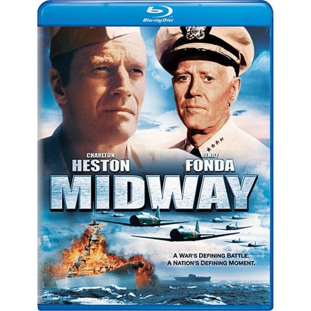 0025192112041 - MIDWAY (BLU-RAY DISC)
