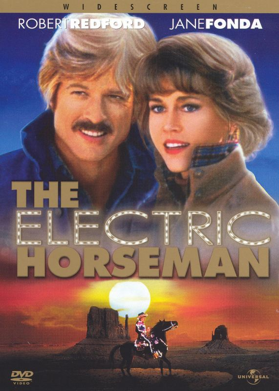 0025192274824 - THE ELECTRIC HORSEMAN (DVD)