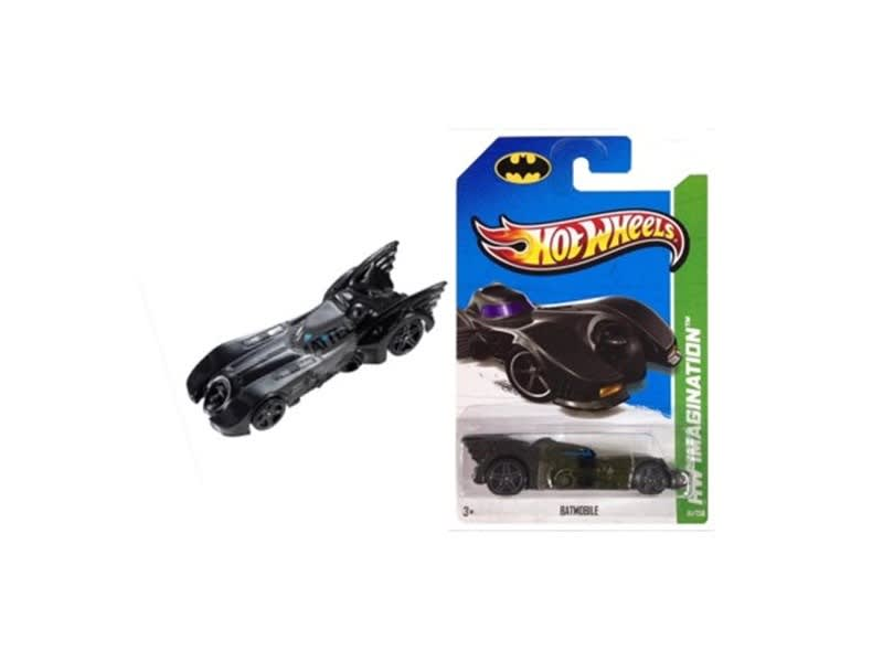 0027084120134 - HOT WHEELS CARRINHOS BASICOS
