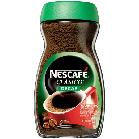 0028000542313 - CLASICO DECAF INSTANT COFFEE