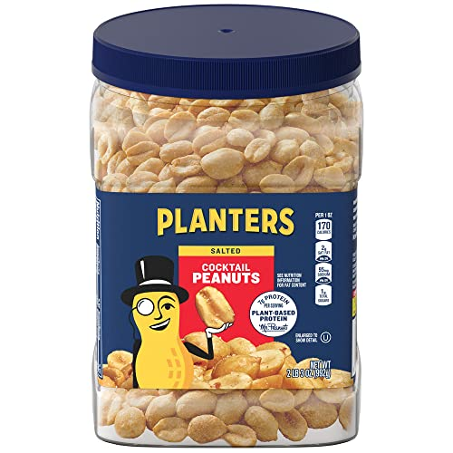 0029000076150 - COCKTAIL PEANUTS PARTY SIZE 1 JUG