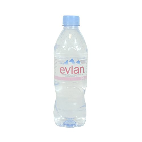 3068320055008 - EVIAN - MINERAL WATER - 500ML