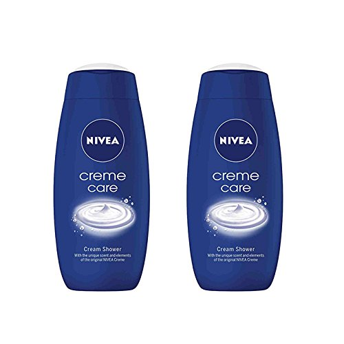 3132366368412 - 2 LOTS X NIVEA CRÈME CARE SHOWER GEL 250ML