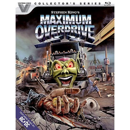 0031398294139 - MAXIMUM OVERDRIVE (VESTRON VIDEO COLLECTOR'S SERIES) (BLU-RAY)