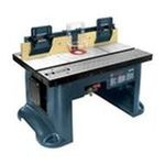 0000346353679 - NEW BOSCH RA1181 BENCHTOP ROUTER TABLE