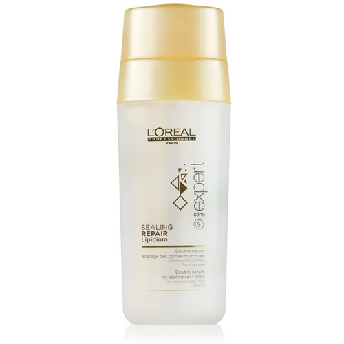 3474630641143 - LOREAL SEALING REPAIR LIPIDIUM - SERUM DUPLO PARA PONTAS -