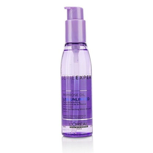 3474636482504 - SERIE EXPERT LISS UNLIMITED 125 ML HUILE