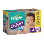 0037000507031 - CRUISERS DIAPERS XL CASE CHOOSE YOUR SIZE 37 LB