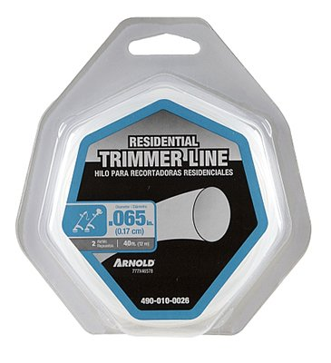 0037049931613 - ARNOLD WLS-65 4 POINT STAR RESIDENTIAL TRIMMER LINE, 40'-0.065