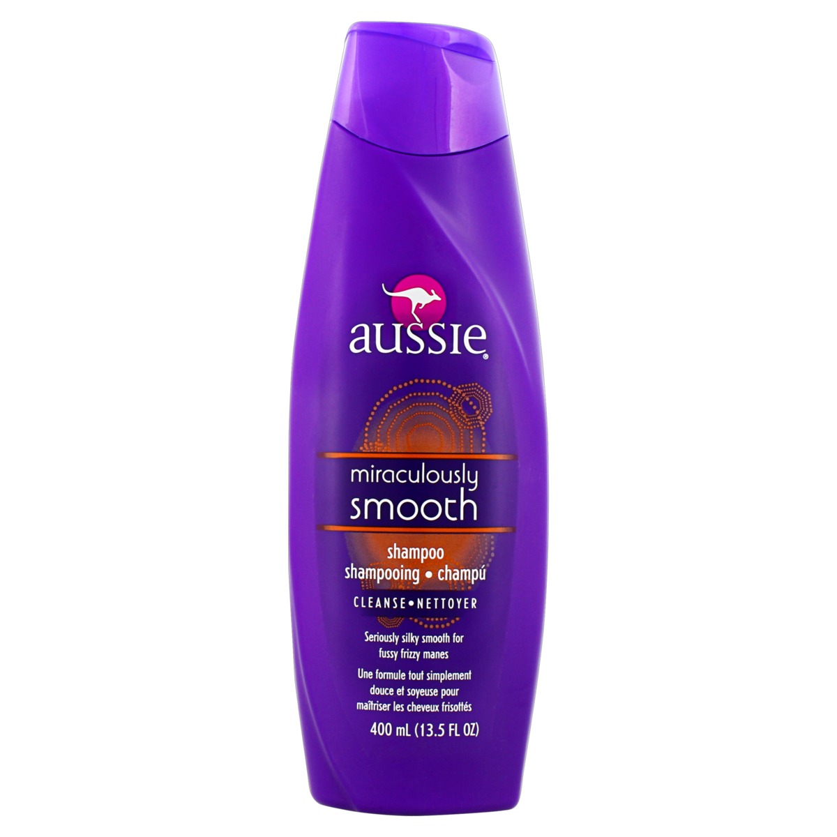 0381519022784 - SHAMPOO MIRACULOUSLY SMOOTH AUSSIE FRASCO 400ML