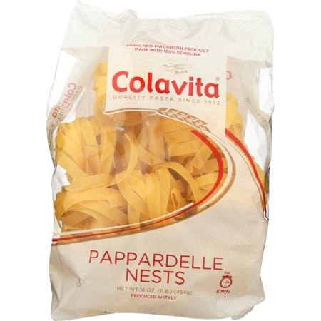 0039153212701 - PAPPARDELLE NESTS 16