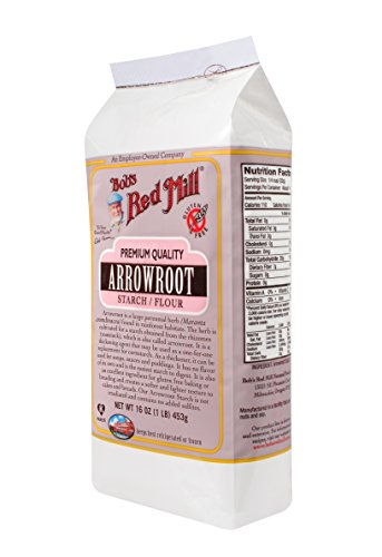 0039978015051 - BOB'S RED MILL ARROWROOT STARCH FLOUR, 16 OZ