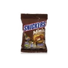 0040000458692 - SNICKERS MINIATURE CANDY BAR, 2.86 OUNCE