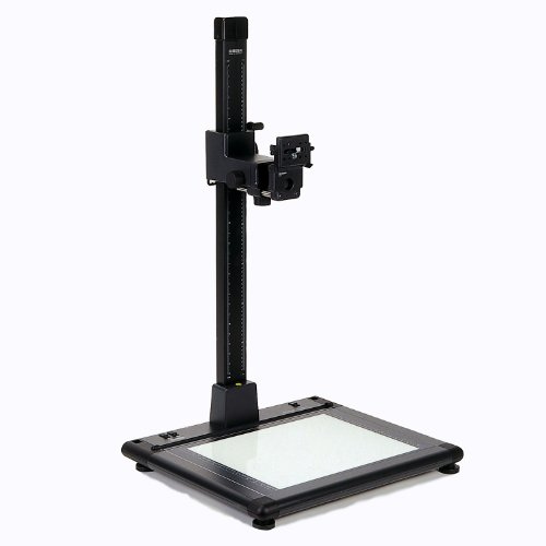 4001072052122 - KAISER 205212 COPYLIZER EVISION EXE.CUTIVE HIGH FREQUENCY ILLUMINATED COPY STAND