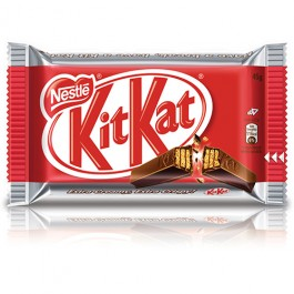 0000040057767 - CHOCOLATE KIT KAT NESTLÉ