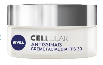 4005900139849 - CREME ANTISSINAIS FPS 30 NIVEA CELLULAR CAIXA 52G